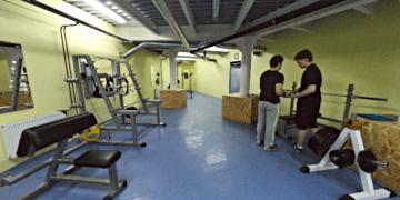 Тренажерный зал №1