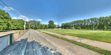Муниципальный стадион г. Яхрома